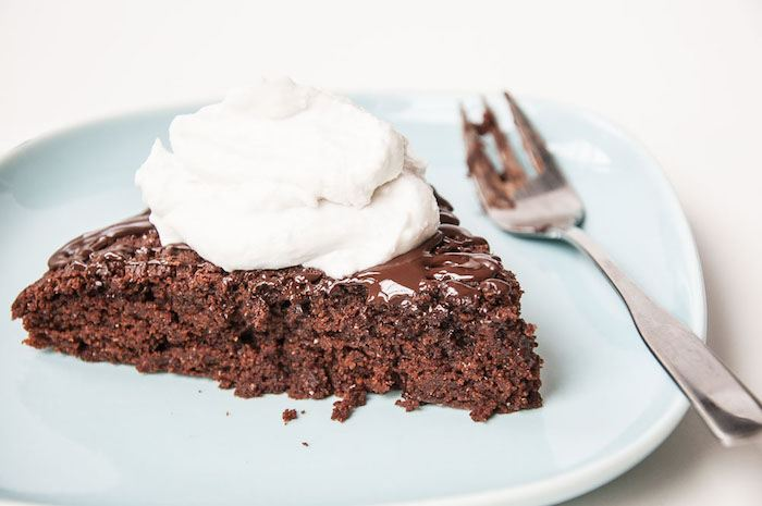 12. Chocolate Olive Oil Cake