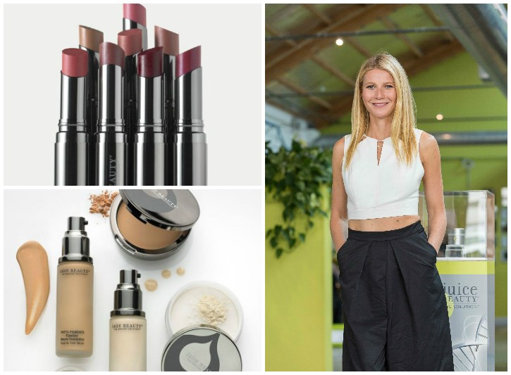 Gwyneth Paltrow's clean makeup for Juice Beauty | Well+Good
