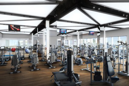 Life Time is finally arriving in Manhattan, with a crazy luxe gym