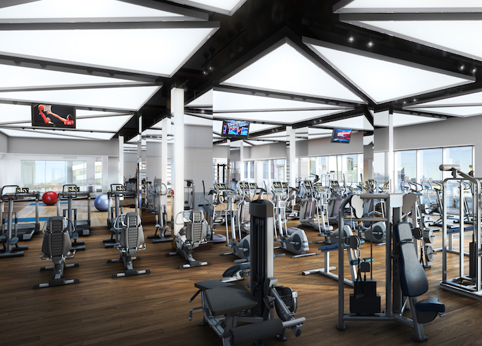 A Luxury Life Time Gym Is Opening In Manhattan Well Good