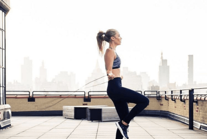 How star trainer and fitness model Natalie Uhling keeps it real