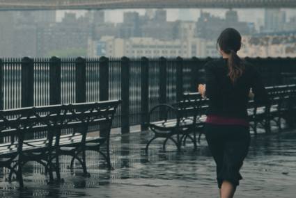 A hot new tip for becoming a faster runner
