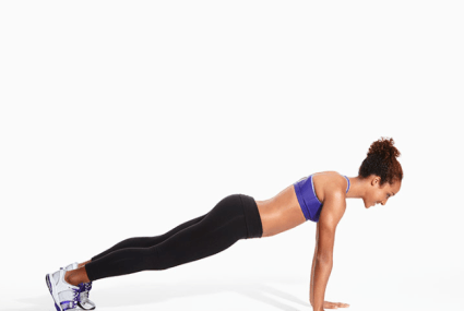 The two-step workout that's made for busy mornings