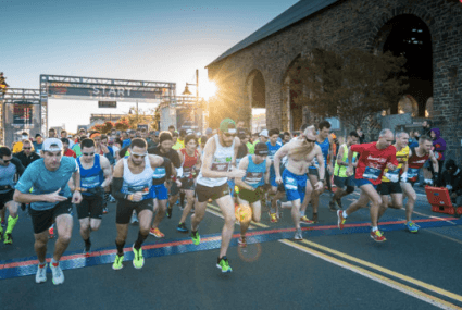 How to keep pre-race endorphins from messing with your pace