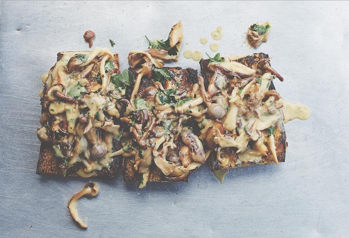 Gjelina_Mushroom Toast