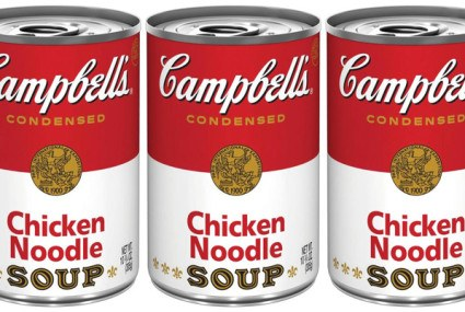 Campbell will be the first big food company to label all GMOs in products