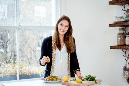 Deliciously Ella expands her healthy empire with a new cafe