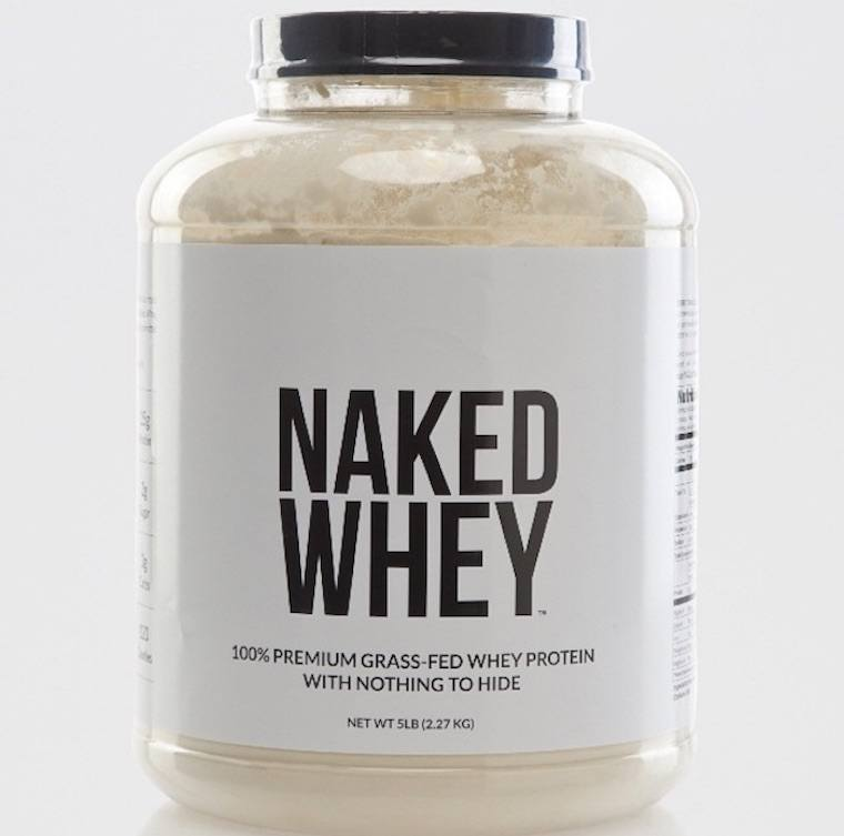 The best natural whey protein powder