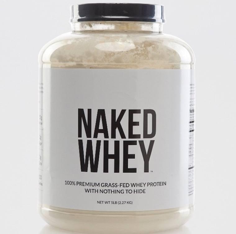 naked whey