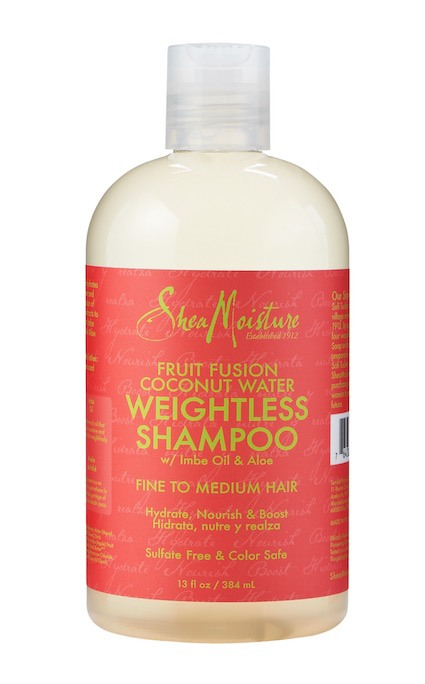best non chemical shampoo