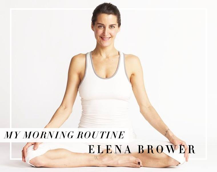 Thumbnail for The vitamins Elena Brower takes at night to maximize her morning energy