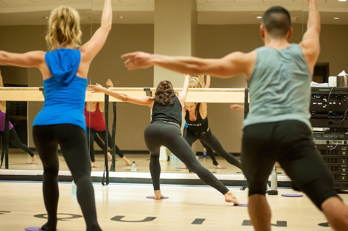Thumbnail for Equinox is amping up its barre program—starting with this Tara Lipinski-inspired class