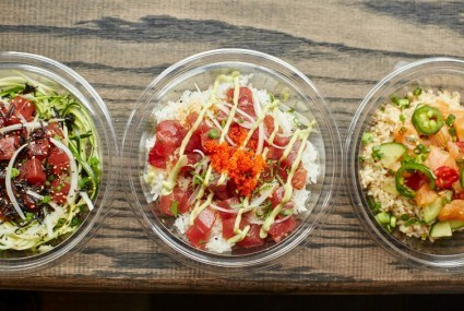 Why poké is the new bowl sensation