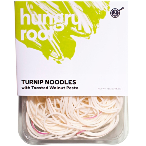 Hungryroot Turnip Noodles w_ Toasted Walnut Pesto