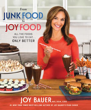 Junk Food Joy Food book by Joy Bauer