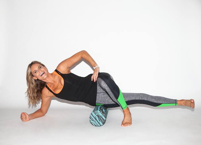 6 expert-approved foam roller exercises for keeping stress in check