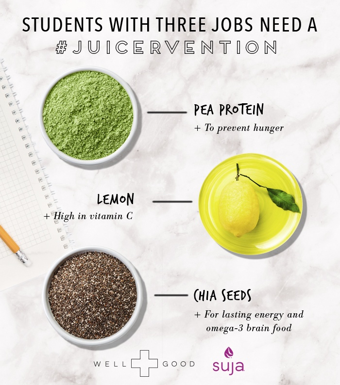 The Student with Three Jobs