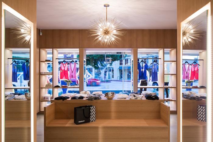 SweatNSK LA boutique