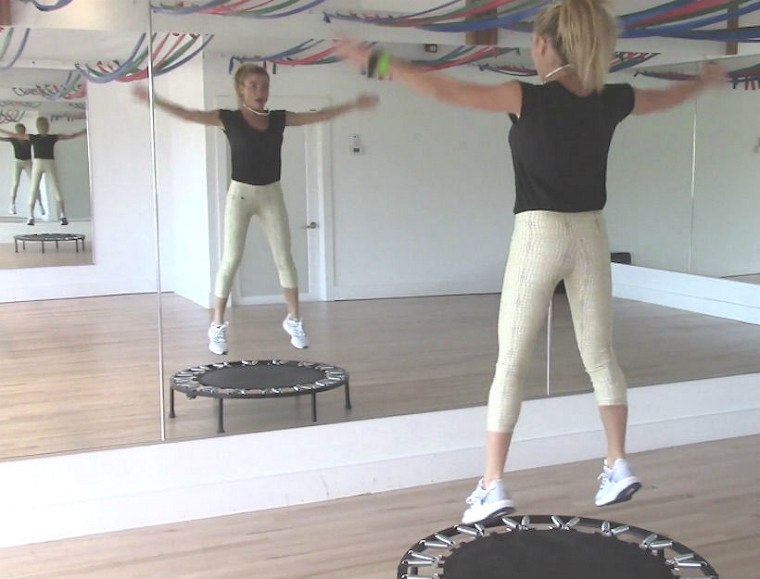 Tracy Anderson Gwyneth Paltrow fave workout