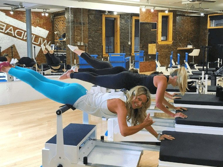 What the Heck Is Wundabar? La's Popular Upgraded Pilates Workout Arrives in NYC