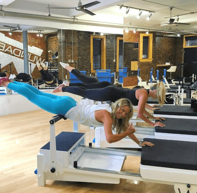 Thumbnail for What the heck is WundaBar? LA's popular upgraded Pilates workout arrives in NYC