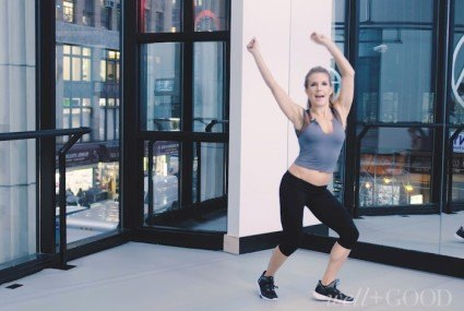 The one dance cardio move that turns any workout into a party