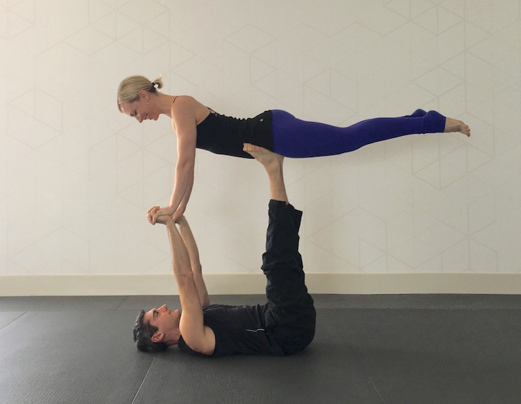 10 Partner Yoga Poses For Building Intimacy