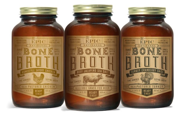 Coming soon to your grocer's fridge: bottled bone broth