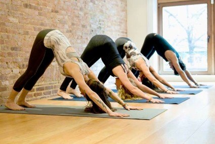 This super special under-the-radar NYC yoga studio won't be a secret for long
