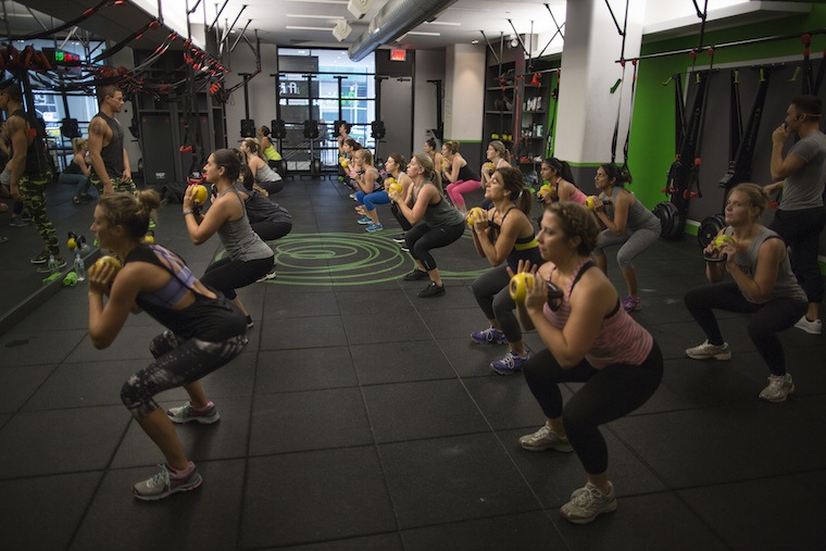 The 7 hardest workout classes in NYC | Well+Good