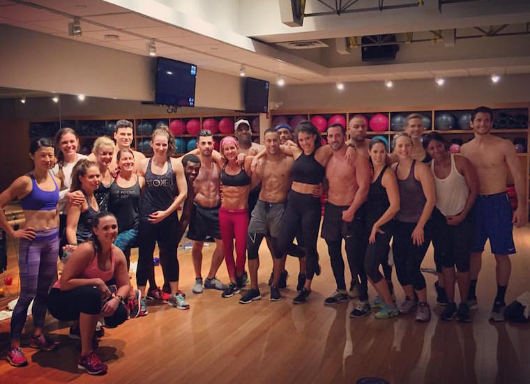 7 best & hardest workout classes in NYC | Well+Good
