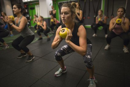 The 7 hardest workout classes in New York City