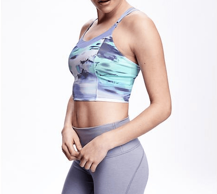 The 10 best sport bras from $30 or less | Well Good