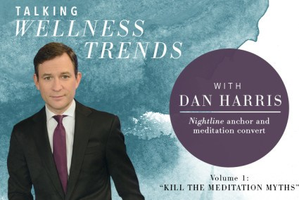 Dan Harris debunks the 3 biggest meditation myths [video]
