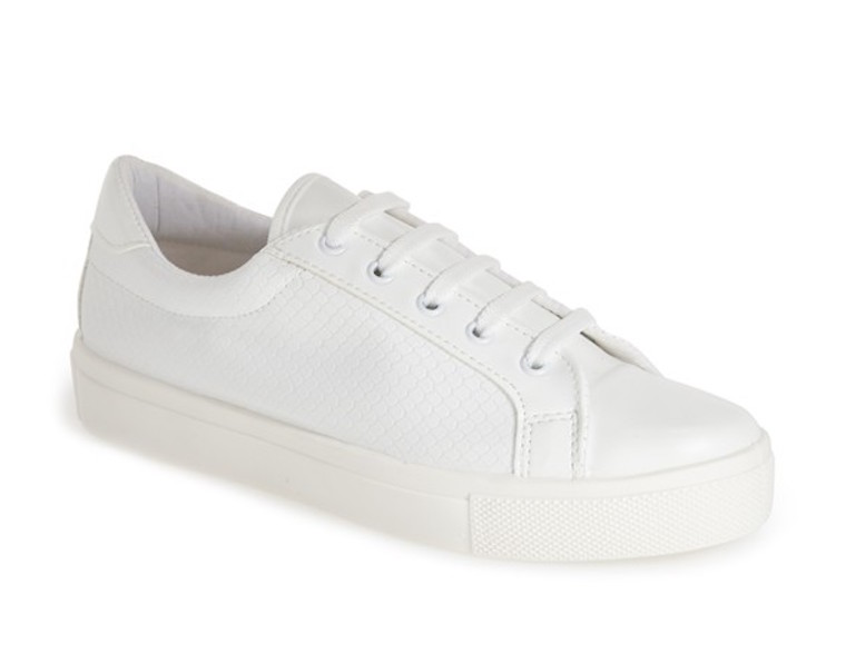 All White Shoes Everthing White