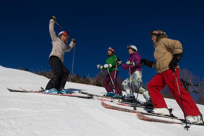 women_ski_killington