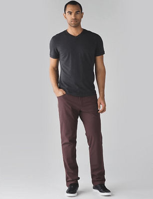 Lululemon's latest design innovation? Anti-Ball Crushing pants (seriously)