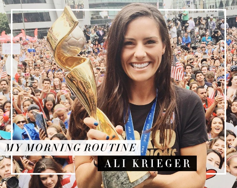 Thumbnail for The protein-packed breakfast that fuels soccer superstar Ali Krieger