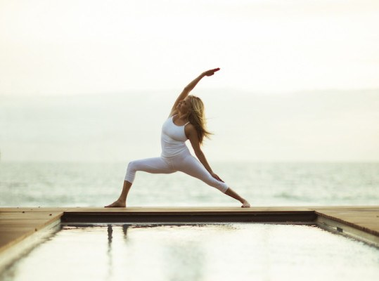 Thumbnail for Ashley Turner wants to heal your psyche in her new yoga training