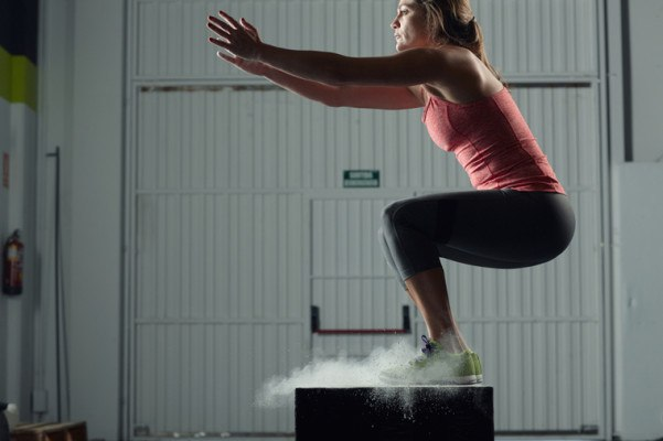 Why a Box Jump Isn't As Simple As It Looks, and How to Do It Right