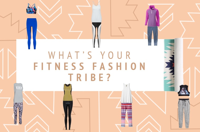 Thumbnail for What's your fitness fashion tribe?