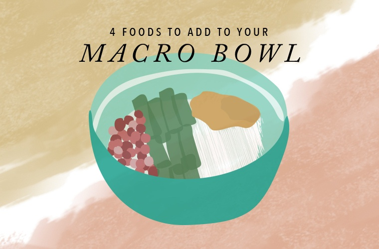 Thumbnail for Add healing power to your macro bowl with these 4 foods