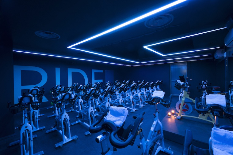 Thumbnail for A sneak peek inside Paris' indoor cycling scene—which is just picking up speed
