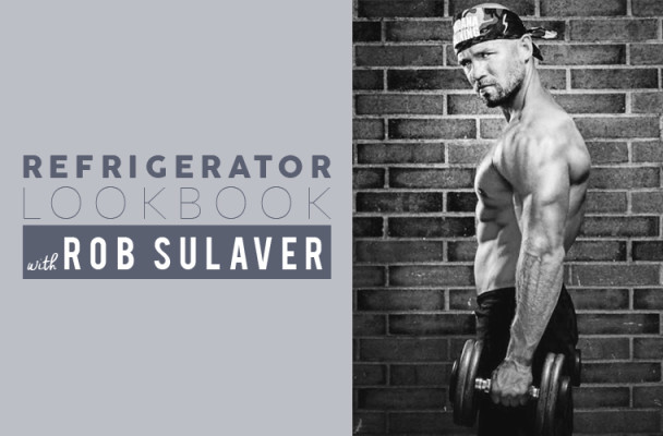 Why trainer Rob Sulaver aims for 170 grams of protein a day—and lots of Brussels sprouts