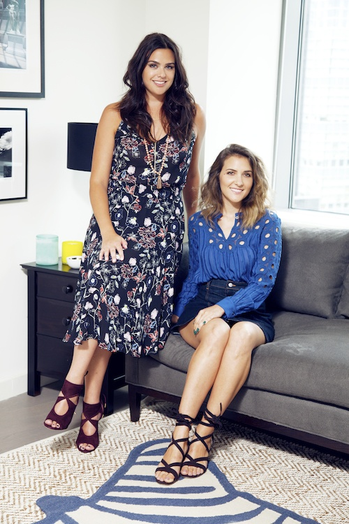 Ruth Kallens and Jessica Washick Van Court nail salon founder