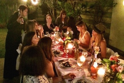 Women's circles are the new girls' night out—here's how to host one at home