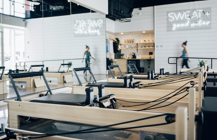 Thumbnail for This new LA studio is the Pilates-cardio hybrid of your (sweat-filled) dreams