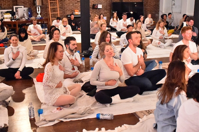 Thumbnail for Is Everyone in NYC Becoming a Meditation Teacher?