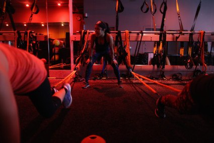 You'll soon be able to take Tone House and Cyc classes at NYSC and BFX