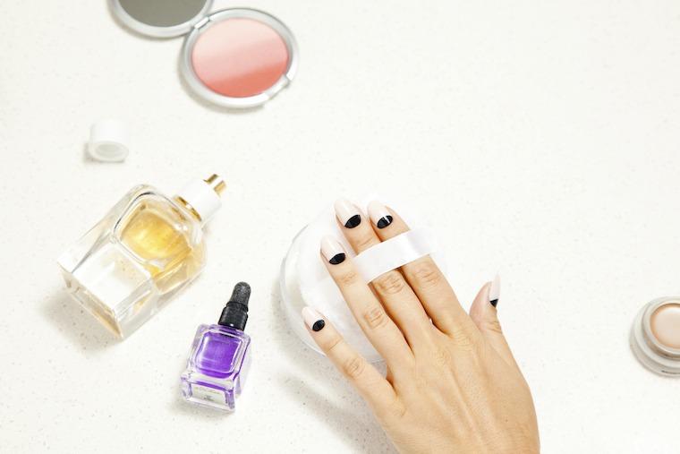 Van Court non-toxic nail salon Financial District